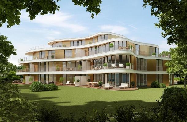 Чудесная квартира в Мюнхене