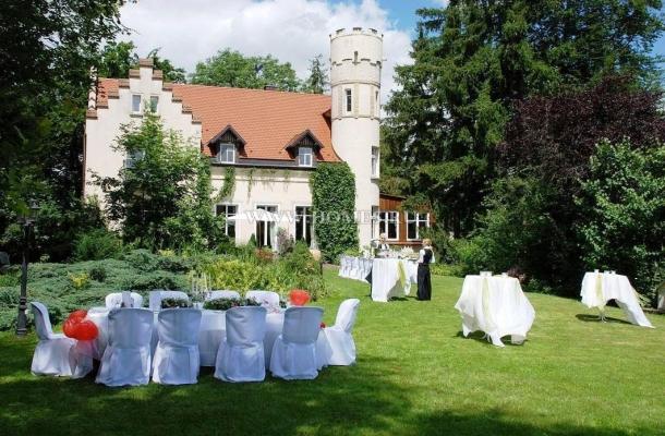 Великолепный особняк в Германии