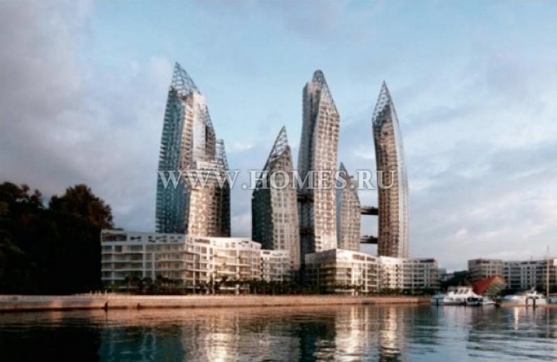 Роскошные апартаменты с видом на океан