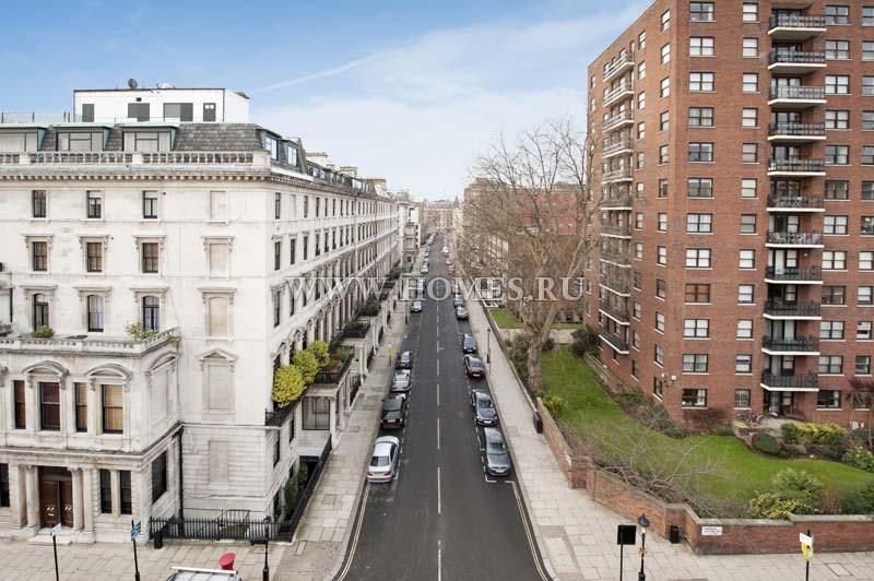 Прекрасный дом в элитном районе Лондона