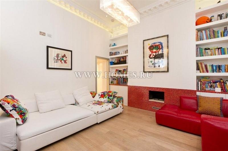 Великолепная квартира в Лондоне