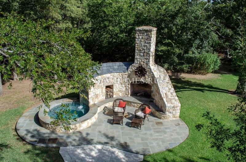 Впечатляющий особняк в Техасе