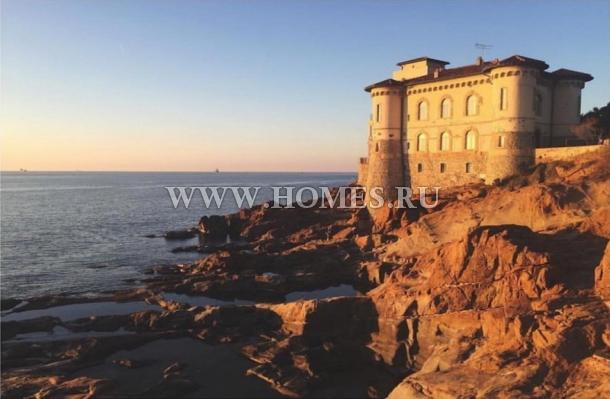Красивый апартамент в замке