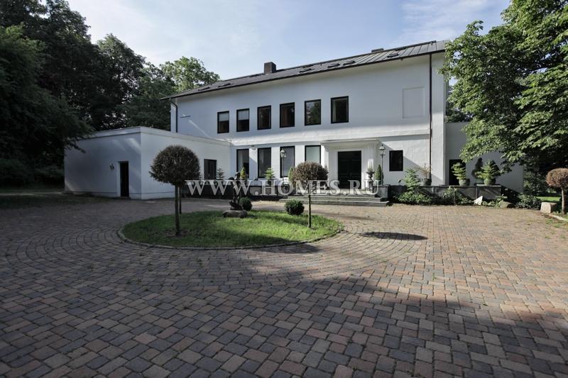 Роскошное поместье под Гамбургом