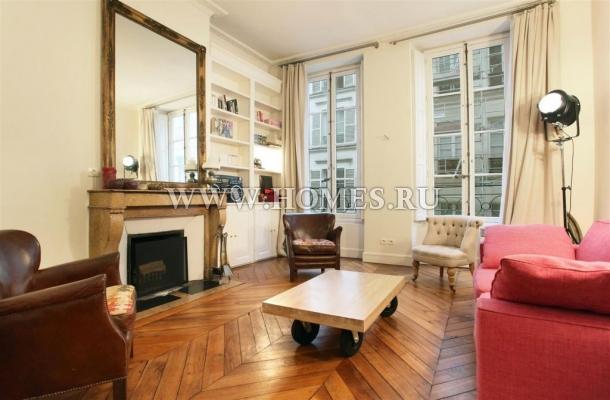 Очаровательные апартаменты в 7 округе Парижа