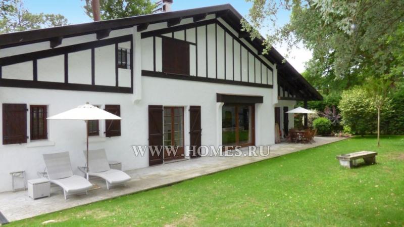 Традиционный дом в Ландах