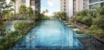 Чудесные апартаменты в живописном районе Сингапура