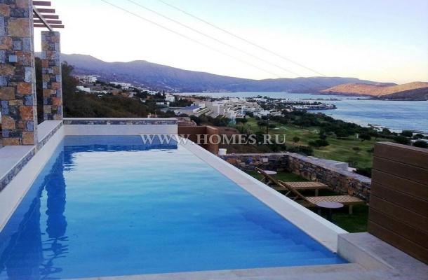 Замечательная вилла на о. Крит