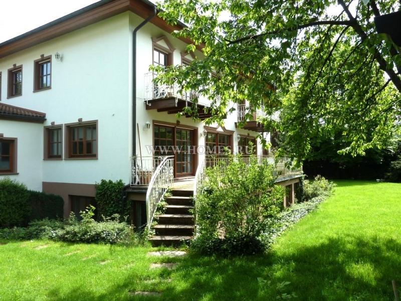 Элегантный дом в Бад Хомбурге