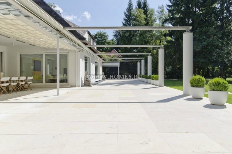 Исключительный особняк в Мюнхене