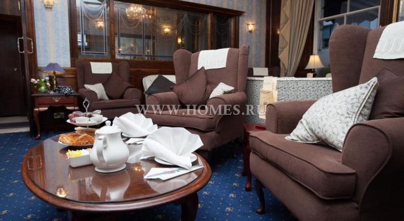 Великолепный отель в центре Лондона