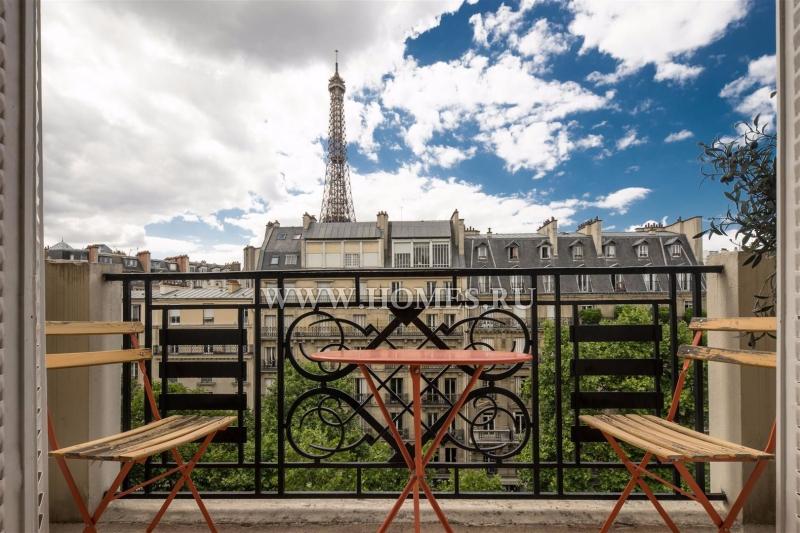 Превосходные апартаменты в 7 округе Парижа