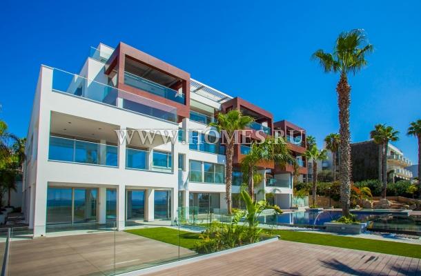 Великолепные апартаменты в Пафосе