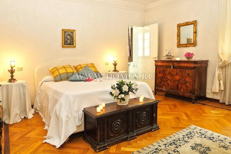 Исторический особняк в Венето
