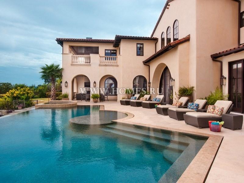 Превосходный дом в штате Техас