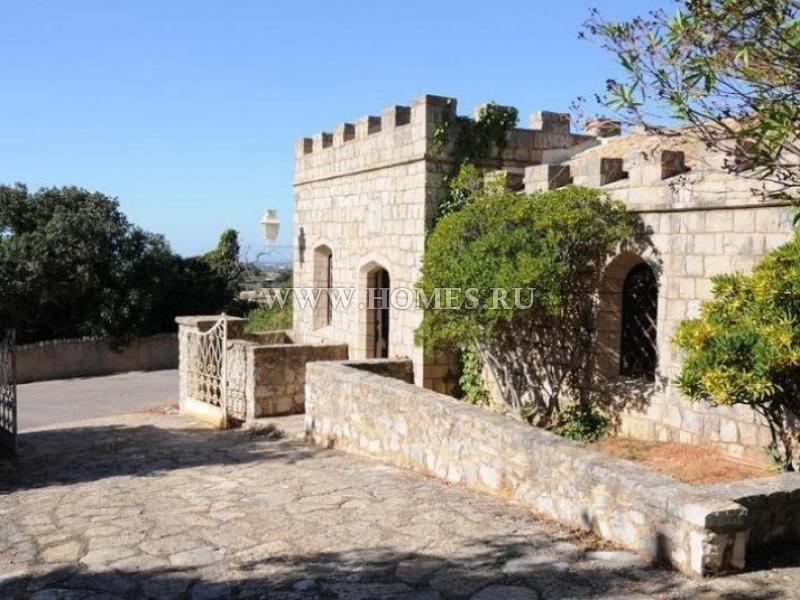 Прекрасный замок в Лоле, Алгарве