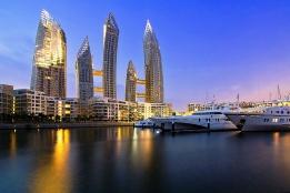 Аналитика → Сингапур и бизнес - инвестиция в будущее