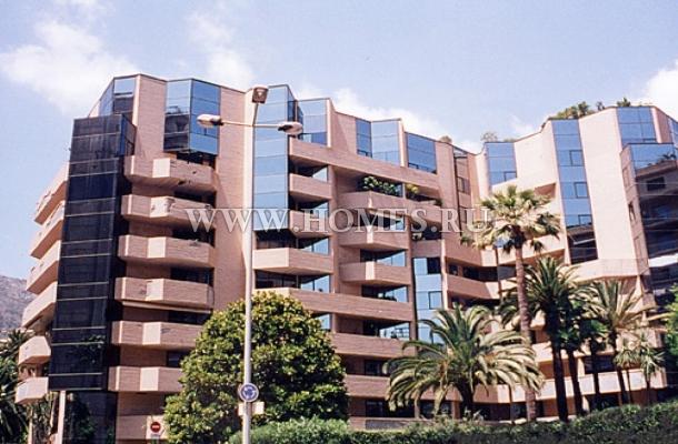 Современный пентхаус в Монако