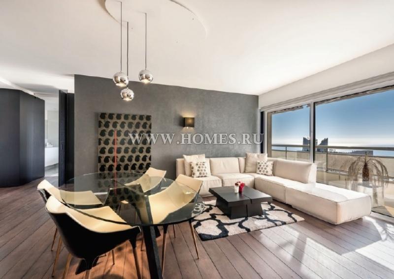 Прекрасный апартамент в Монако