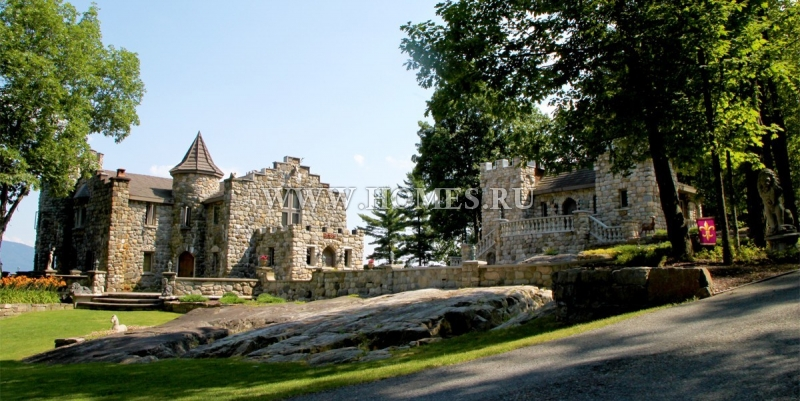 Шикарный современный замок в Болтон Ландинг