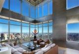 Великолепный современный дуплекс в Нью-Йорке