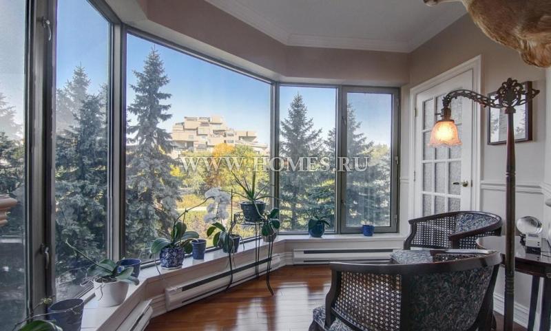 Роскошный апартамент в Канаде