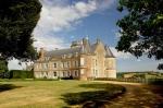 Уникальный замок на юго-западе Франции