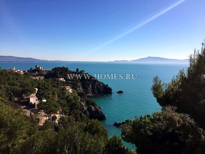 Роскошный апартамент в Тоскане