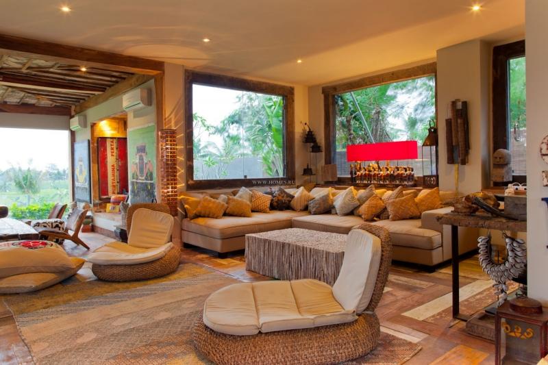 Роскошный дом в Индонезии
