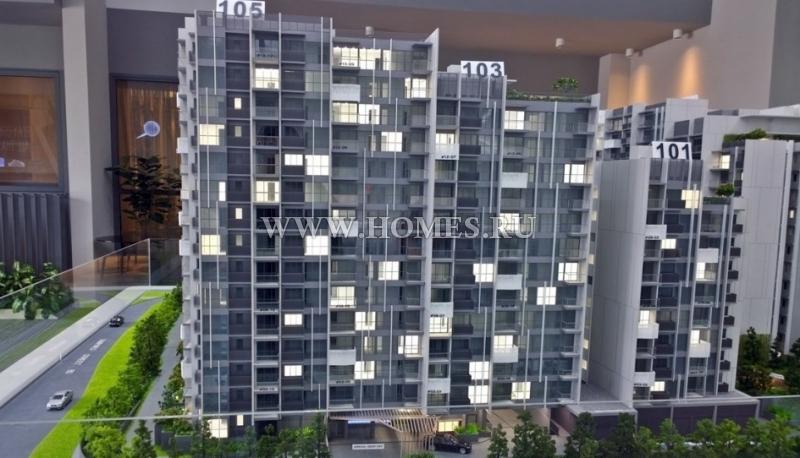 Новые апартаменты в Сингапуре