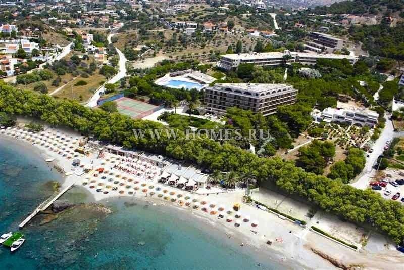 Чудесный отель в Анависсосе
