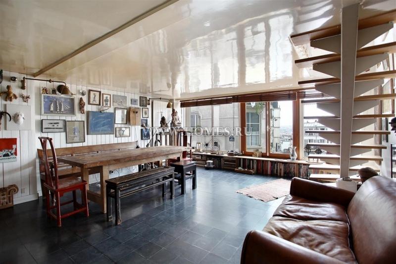 Стильные апартаменты в Париже