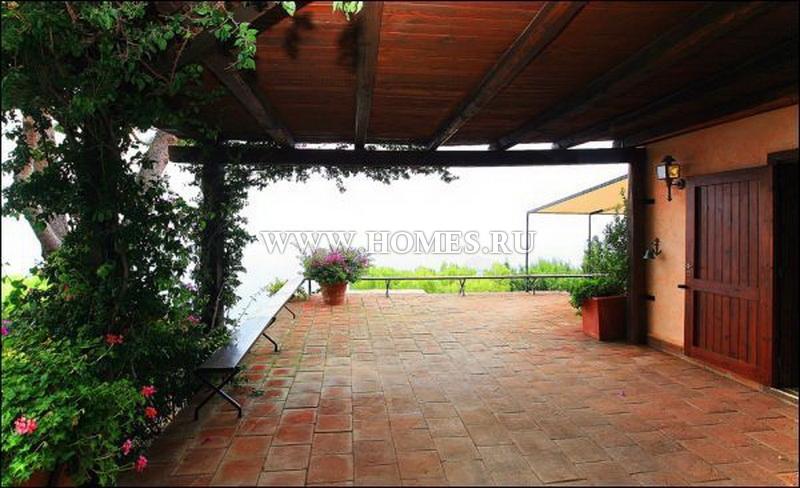 Красивая вилла в Тоскане