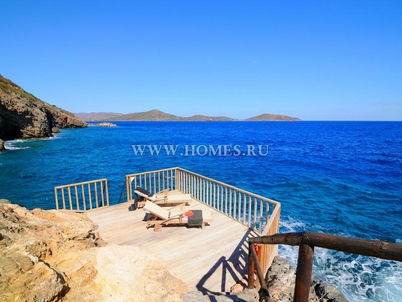 Прекрасная вилла в Элунде, о. Крит