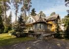 Очаровательный дом в Юрмале
