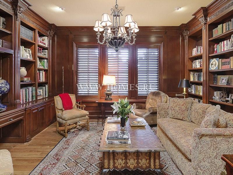 Прекрасный дом в Далласе