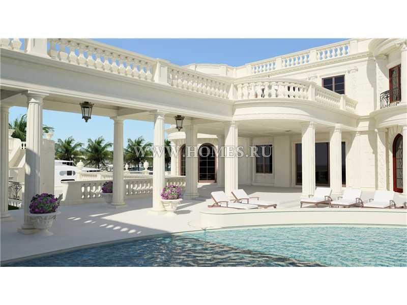 Восхитительный дворец во Флориде