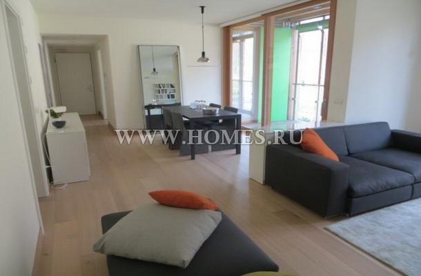 Современные апартаменты в Тренто