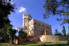 Великолепный замок в Перудже
