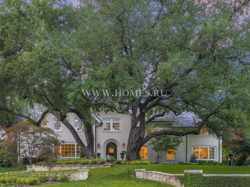 Классический дом в Далласе