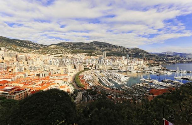 Потрясающая квартира в Монако