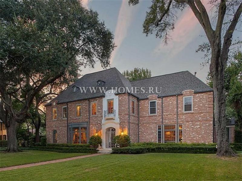 Прекрасный дом в Хьюстоне
