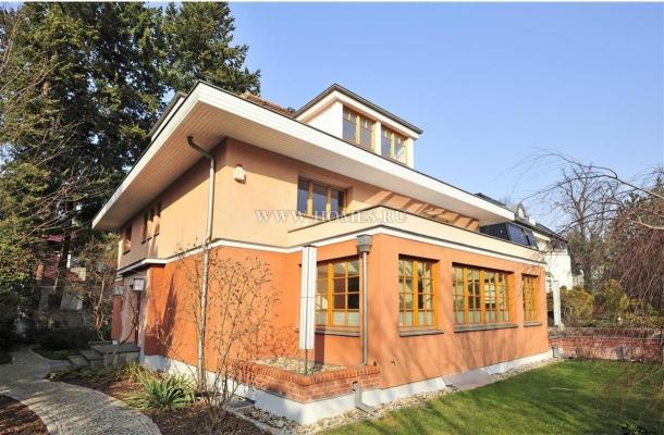Элегантный дом в Берлине