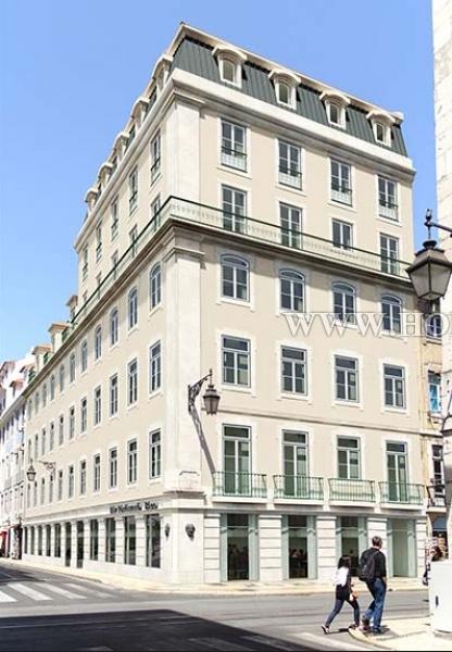 Потрясающий дуплексв центре Лиссабона