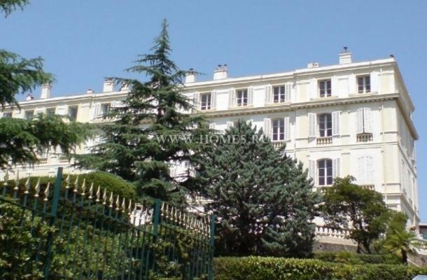 Элегантные апартаменты в Каннах