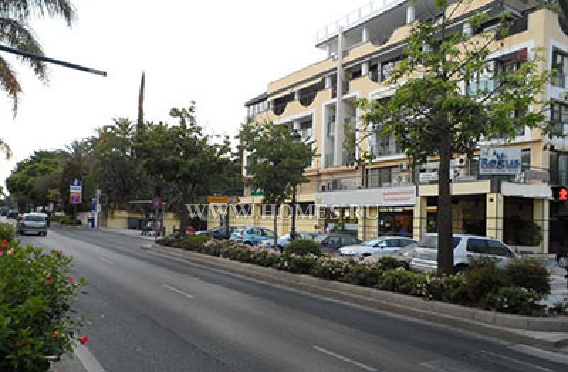 Коммерческое помещение в Марбелье