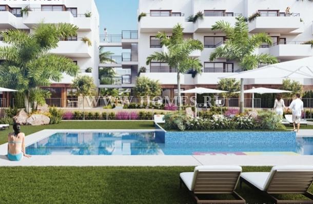 Великолепная квартира в Кампоаморе, Аликанте