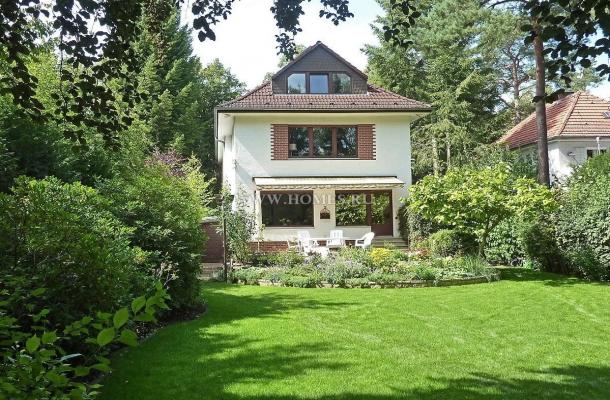 Прекрасный дом в Берлине