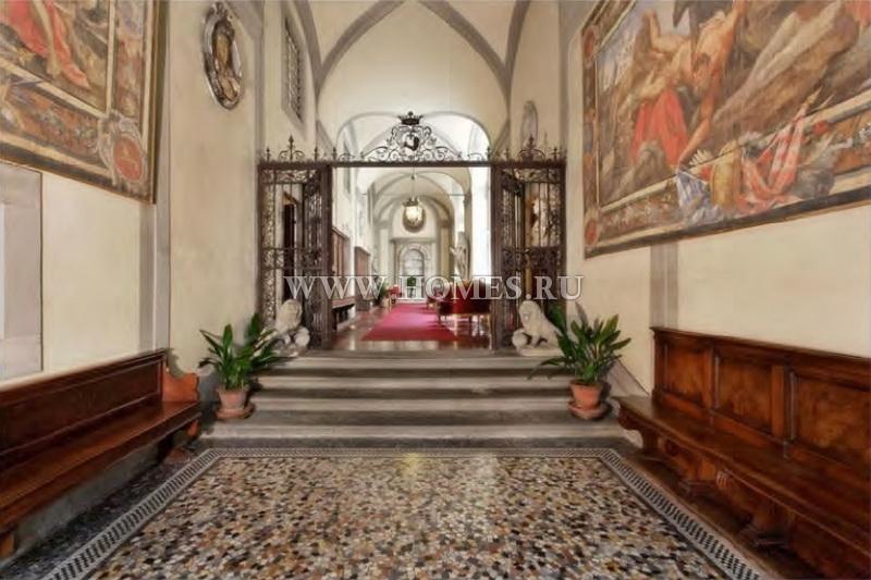 Прекрасный отель во Флоренции