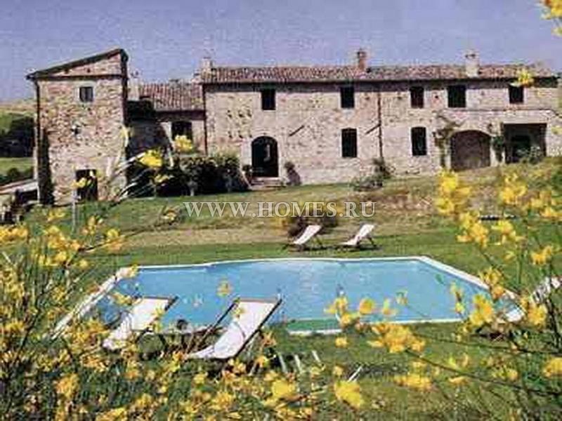 Симпатичный особняк в пригороде Рима